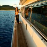side-deck